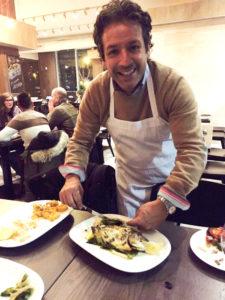 Chef Giancarlo, Il Ponte - Cucina Italiana